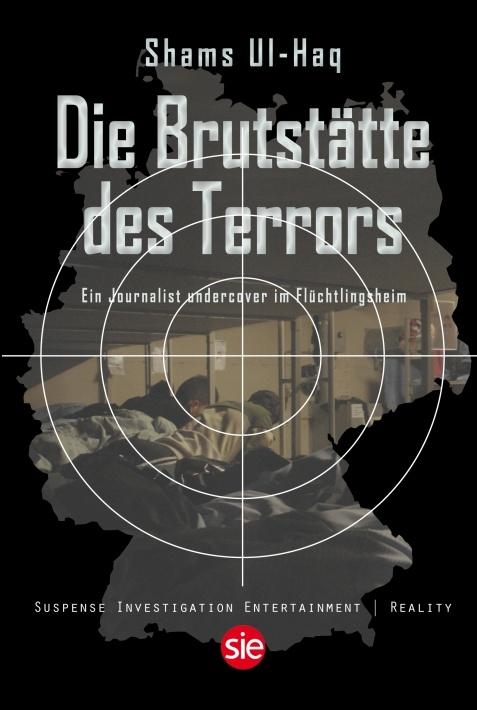 Shams UL Haq Autor Journalist Terrorrismusesperte mit neuem Blog http://s-haq.com
