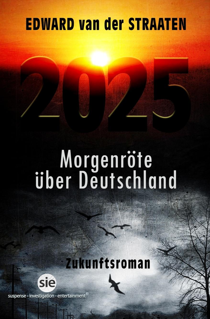 Morgenröte über Deutschland